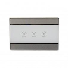 Interrutore a sfioramento - Switch 868 Grigio Accessori 868