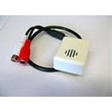 Microfono mini per telecamere - MIC 501 Accessori CCTV