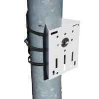 Staffa per telecamera - Pole Bracket