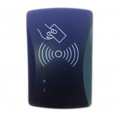 Lettore badge - RFID READER BLACK IMPULSIVO Accessori Cablati