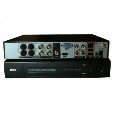Videoregistratore digitale ibrido - DVR 8004 H-E DVR