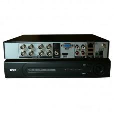 Videoregistratore digitale ibrido - DVR 8008 H-E DVR
