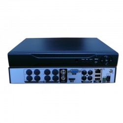 Network Video Recorder- NVR 8008 MPX DVR
