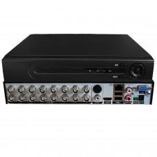 Videoregistratore digitale ibrido - DVR 8016H-E DVR