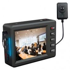 Cam + Dvr + Lcd + Telecom - REPORTER SPY