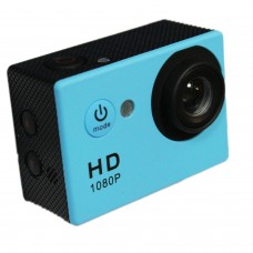 Telecamera registratore ad alte prestazioni - Sport Camera Blue SPY