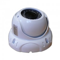 Camera Dome POE (Power over ethernet) - MEGA 21 POE DOME 2.0 Mpx Cameras