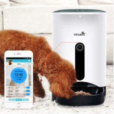Smart Pet Feeder WiFi - PAPPY Telecamere