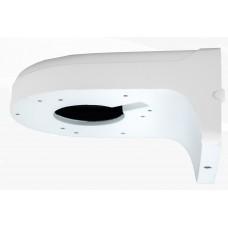 Staffa di Fissaggio a parete per telecamere Dome - Waterproof - Alluminio - Dahua - PFB203W