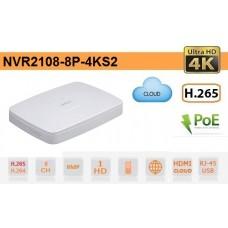 NVR2108-8P-4KS2