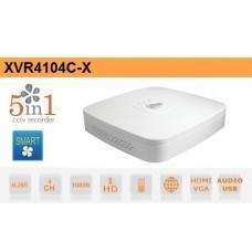 DVR 4 CANALI CVI AHD TVI ANALOGICO IP 1080N P2P DAHUA - XVR4104C-X
