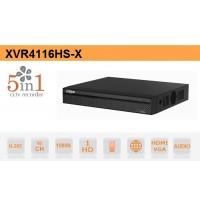 XVR 5IN1 16 CANALI HD CVI HDTVI AHD ANALOGICO IP 1080N - DAHUA - XVR4116HS-X