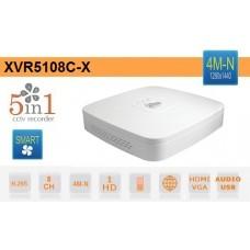 DVR 8 Canali HD CVI AHD TVI ANALOGICO IP 4M-N Dahua - XVR5108C-X