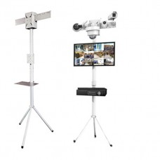 Exhibitor for shows - Metal Stand Accessories CCTV