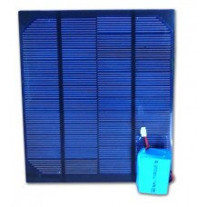 Solar kit for external devices - SOLAR KIT Various