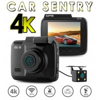 Car DVR - Car Sentry 4 k