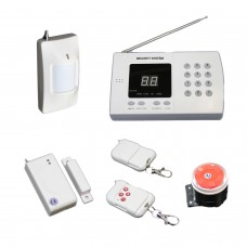 Alarm System wireless - Alarm 2800 LED Central Alarm 433