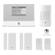 KIT d'allarme GSM - Safe X Central Alarm 433