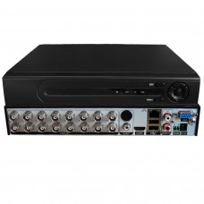 DVR Digital Hybrid - DVR 8016 H-E DVR