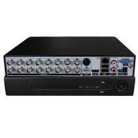 Videoregistratore digitale ibrido - DVR 8016 W