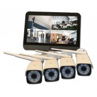Kit Video Surveillance -  FACEX WiFi 4 1080 W