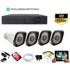 Kit Video Surveillance - Kit Mega 2