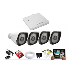 Kit Video Surveillance - Kit Mega 5
