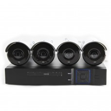 Kit videosorveglianza SMART AHD 4 960