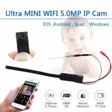 Mini Cam WiFi - Mini - X Telecamere