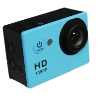 Camera Recorder HD - Sport Camera  Blue
