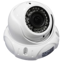 Camera Dome POE (Power over ethernet) - MEGA 21 POE DOME 2.0 Mpx