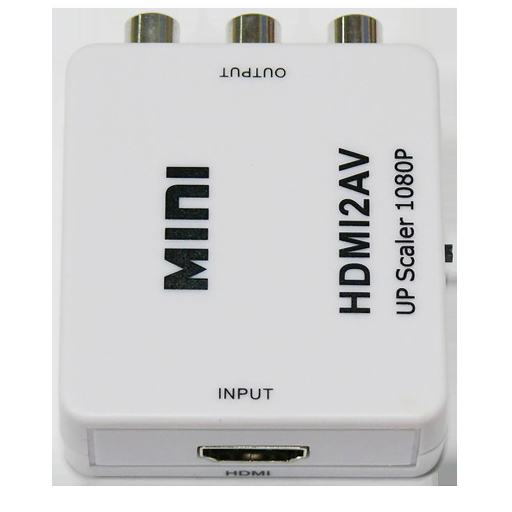 Burglar Alarm Cost >> HDMI2AV