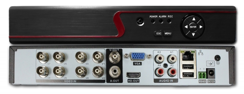 Video Recorder - DVR 8808k