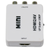 HDMI video converter to AV - HDMI 2 AVI
