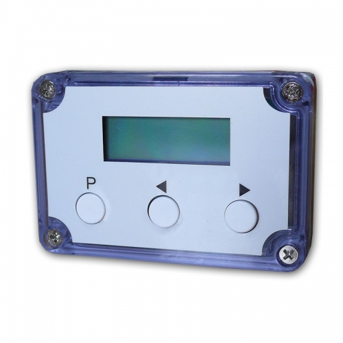 Calibrator for Microwave Barrier - CALIBRATION WHITE